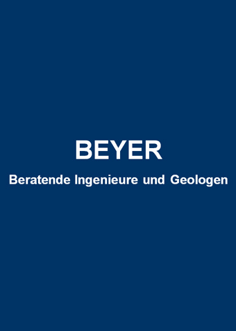 BEYER – Beratende Ingenieure und Geologen